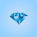 Diamant Illustration